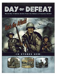 Постер Day of Defeat