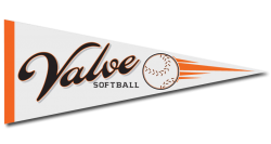 VALVe Softball Pennant Kit